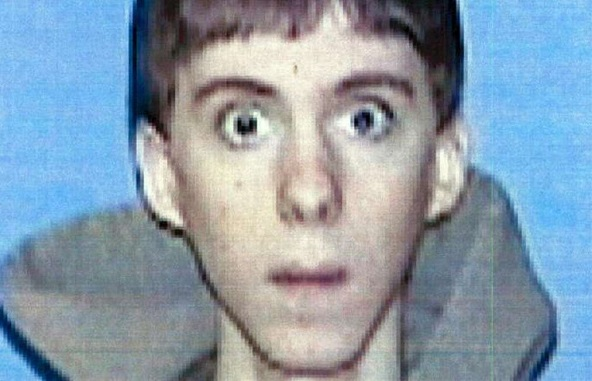 Adam Lanza. (AP -- Western Connecticut State University)